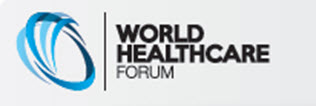 Logo world healthcare forum